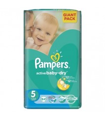 Pampers Active Baby 5 junior 11-18 кг (64шт)